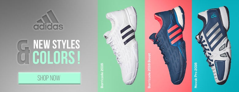 New Adidas Styles and Colors