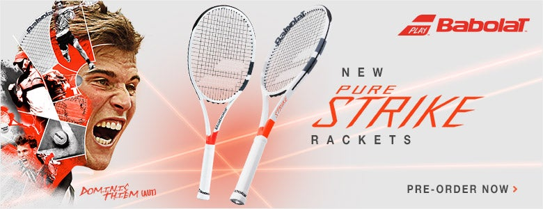 Pre-Order Babolat Pure Strike Now