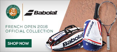 French Open 2016 Official Collection