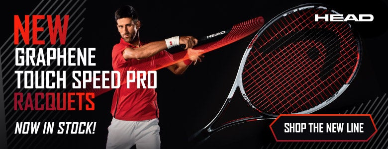 New Head Graphene Touch Speed Pro!