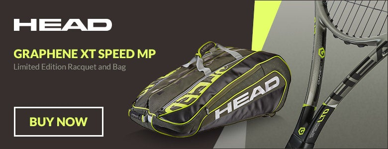 Head Limited Edition Bag and Racquet