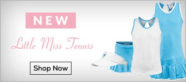 New Little Miss Tennis!