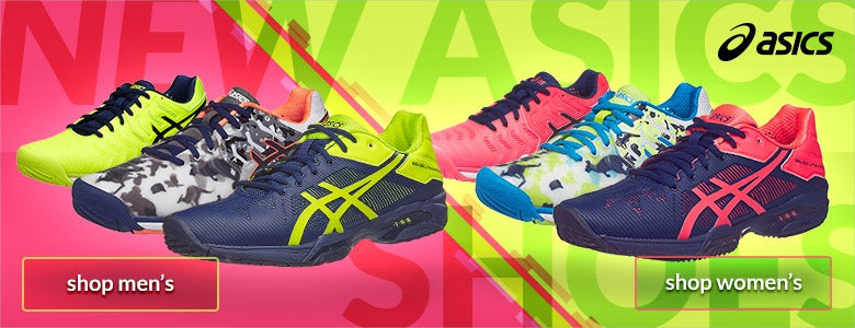 New Colors of Asics Shoes