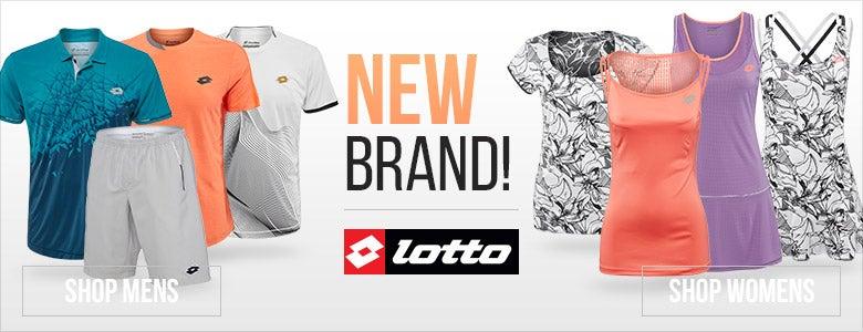 New Brand, Lotto!