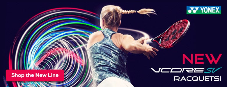 New Yonex Vcore SV Racquets!