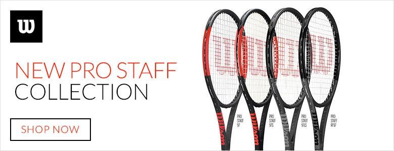 Wilson Pro Staff Racquets