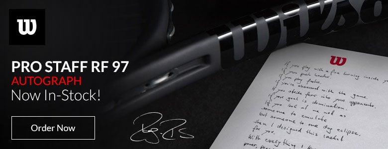 Wilson ProStaff RF 97 Autograph