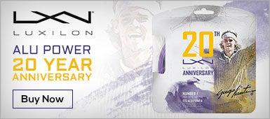 Luxilon Alu Power 20th Anniversary