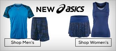 Shop New Asics Apparel