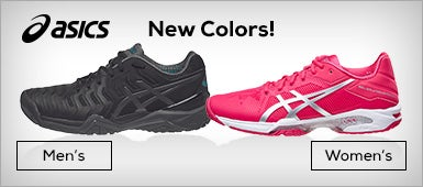 Asics New Colors