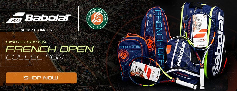 Babolat French Open Collection