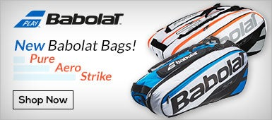 New Babolat Bags