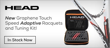 Head Graphene Touch Speed Adaptive Racquets!
