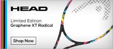 Limited Edition Head Graphene XT Radical