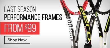Last Season Performance Frames