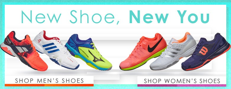 New Shoes New You