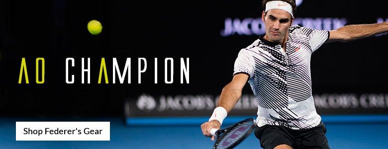 Roger Federer AO Champ!