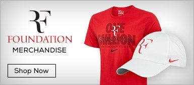 Roger Federer Foundation Merchandise