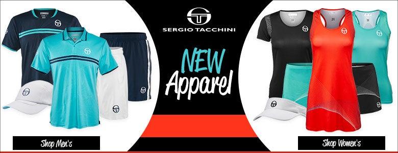 New Sergio Tacchini Apparel