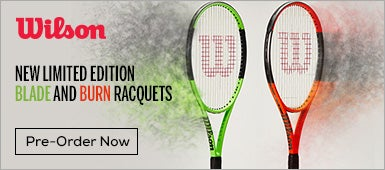 Wilson Burn and Blade Racquets