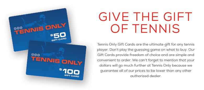 Give the Gift of Tennis