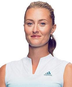 Kristina Mladenovic's Gear