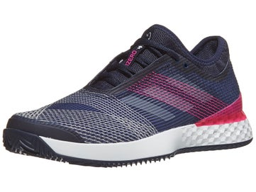 87c553f496cf45 adidas adizero Ubersonic 3 Clay Ink Pink Men s Shoes