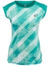 Athletic DNA Womens Winter Splash Cap Sleeve