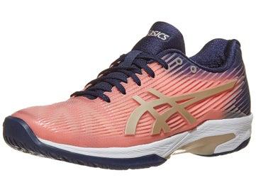 3d4a5e56da1 Asics Solution Speed FF Grapefruit/Almond Women's Shoes