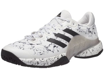 new product d14a3 32229 adidas Barricade 17 OC White Blue Men s Shoe