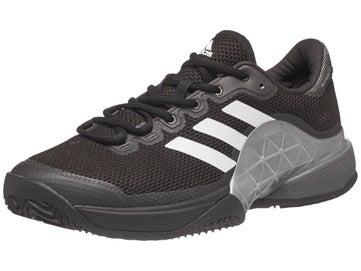 980c4ed49 adidas Barricade 17 Clay Black White Men s Shoe