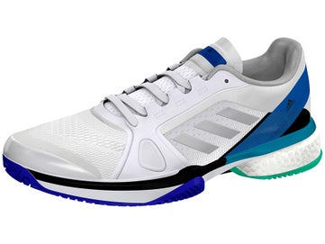 c9f6eb6d adidas Stella Barricade Boost White/Blue Women's Shoes