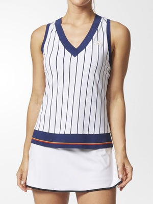 00c3a6af93df8 adidas Women s PW Striped Tank