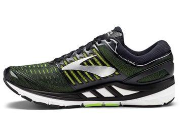 10050fa44af Brooks Transcend 5 Men s Shoes Black Nightlife Silver