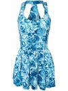EleVen Womens Camilla Print Dress