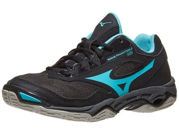 f350003ac0fe3 Mizuno Wave Phantom 2 Women's Netball Shoes Black/Blue