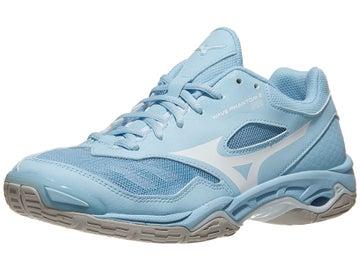 a89d74d912 Mizuno Wave Phantom 2 Women s Netball Shoes Blue White
