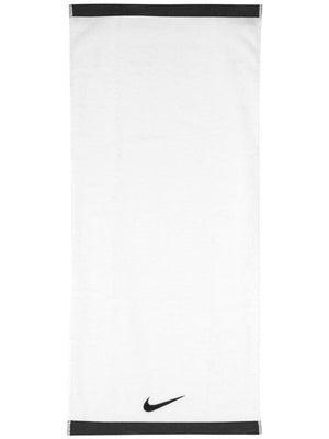 b6df93e9 Nike Fundamental Towel LG White/Black