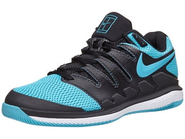 2cf90e75ae88 Nike Air Zoom Vapor X Black Blue Men s Shoe