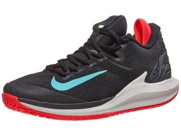 Nike Court Air Zoom Zero Black White Men S Shoe