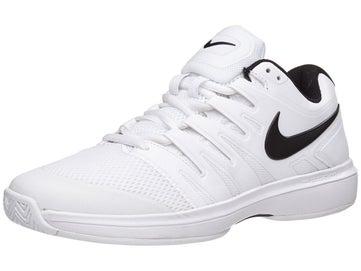 1834b21fcbab2 Nike Air Zoom Prestige White Black Men s Shoe