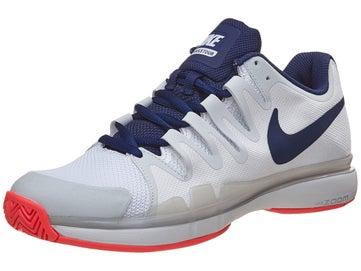 adbbceb845ad9 Nike Zoom Vapor 9.5 Tour White Blue Women s Shoe