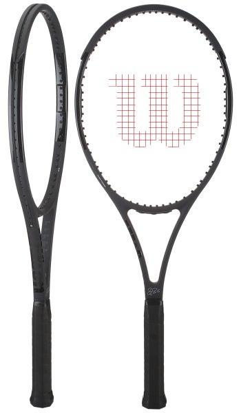 Wilson Pro Staff >> Wilson Pro Staff Rf97 Autograph Black Racquet
