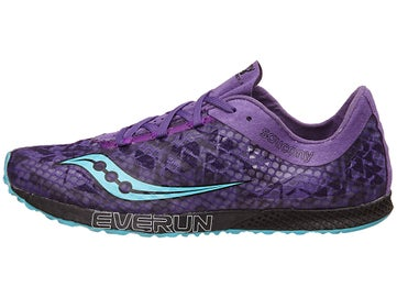factory price 8e237 574d3 Saucony Endorphin Racer 2 Women's Shoes Purple Teal