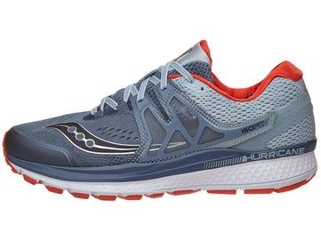 08157a3dcc4 Saucony Hurricane ISO 3 Men s Shoes Blue Black Red