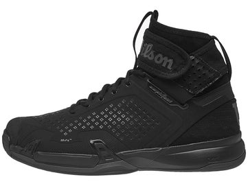86fafac04795c Wilson Amplifeel Black Ebony Men s Shoe
