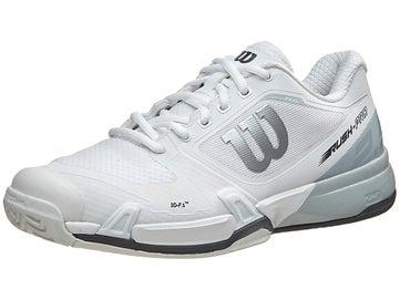 Wilson Rush Pro 2.5 All Court Wh Blue Iron Men s Shoe 007596fff6e