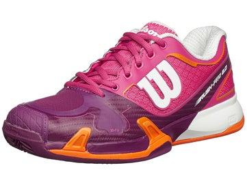 16ae974456ecb Wilson Rush Pro 2.0 All Court Pink/Plum Women's Shoe